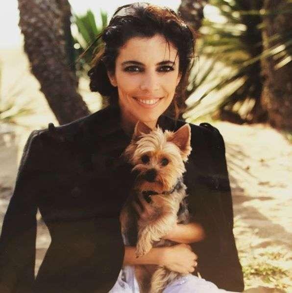 Maribel Verdú Sufre la Muerte de su Mascota